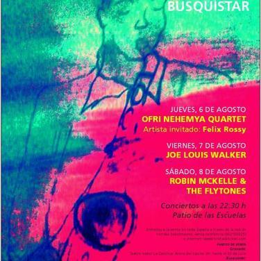 IX Festival de Jazz & Blues de la Alpujarra. Busquistar.