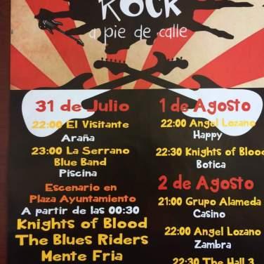 Festival de Rock en Cuevas del Campo Cuevas Rok