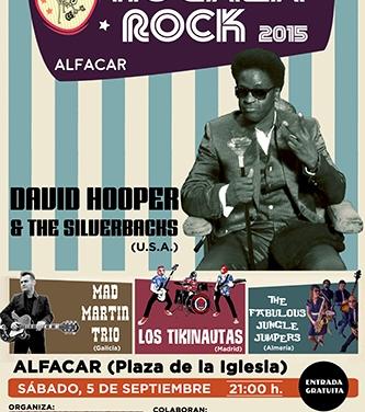 Hogaza Rock, Alfacar