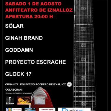 Festival de Rock de Iznalloz Iznarock