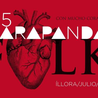 25 Parapanda Folk. Illora.