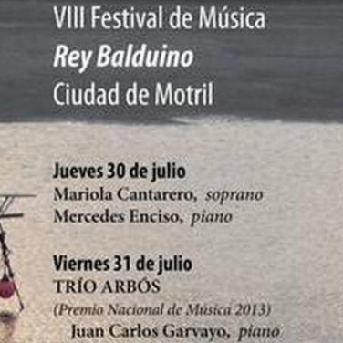 VIII Festival de Música Rey Balduino Ciudad de Motril