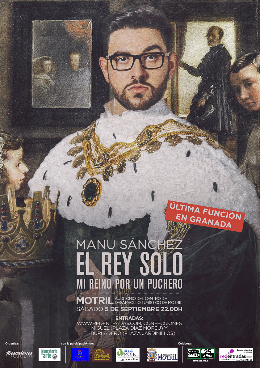 Manu Sanchez El Rey Solo Motril