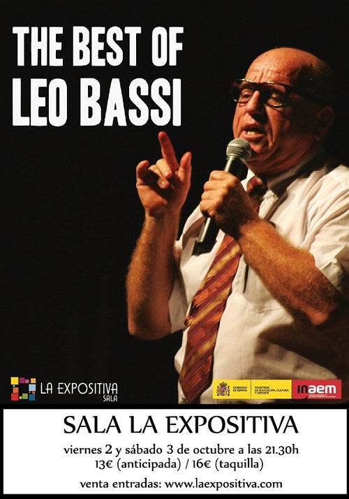 Leo Bassi en La Expositiva Granada