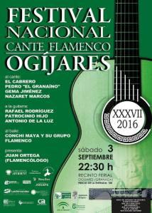 Festival Cante Flamenco de Ogíjares