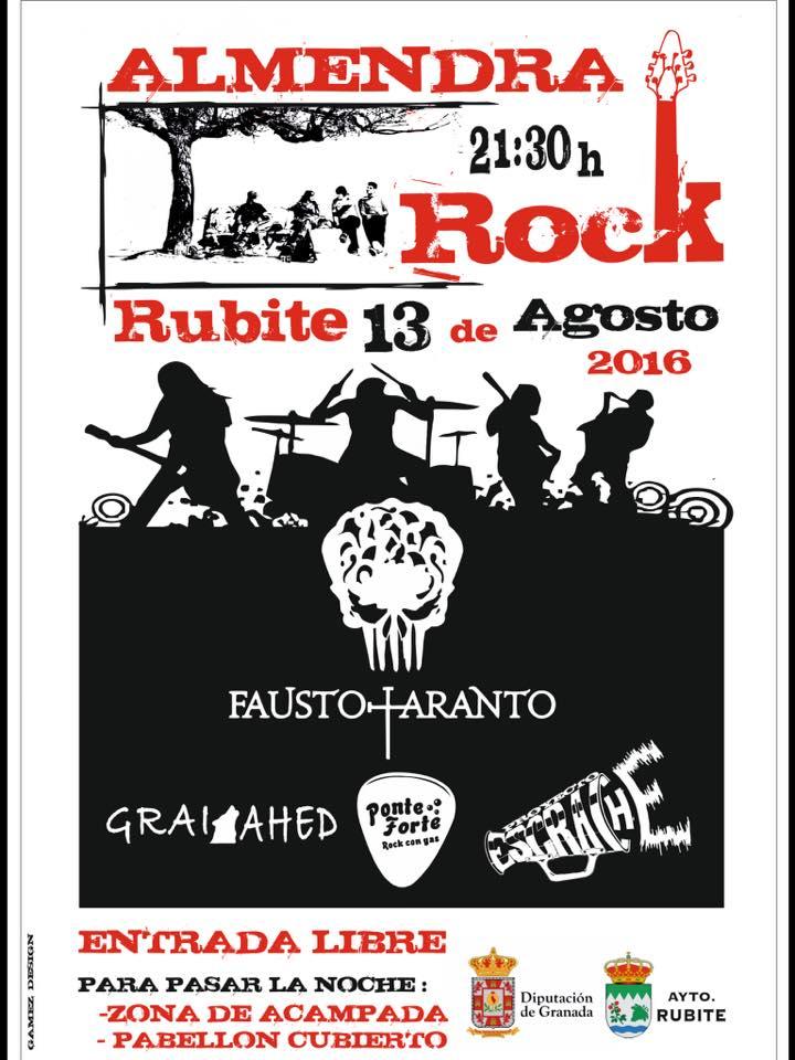 Almendra Rock 2016