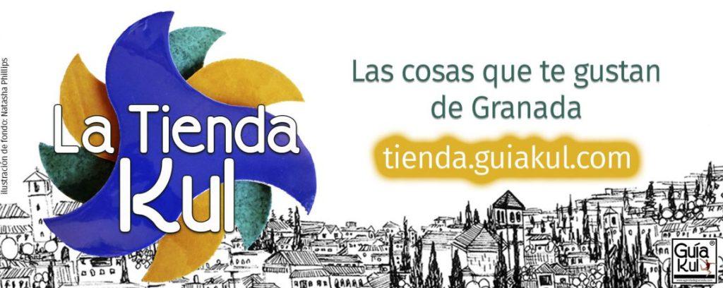 Aquí encontrarás #culturamadeingranada Todo lo que te gusta de Granada